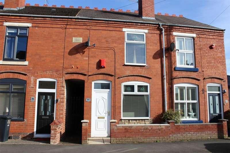 2 Bedrooms Terraced House for sale in Bloomfield Street North, HALESOWEN, West Midlands