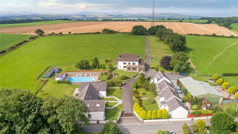 18 Bedrooms Unique Property for sale in Trenewydd Farm Cottages, Moylegrove, Nr Cardigan, Pembrokeshire, SA43