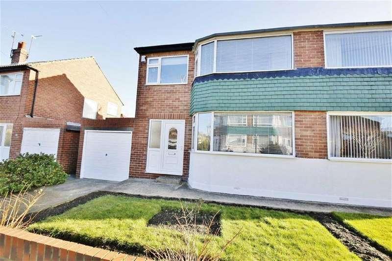 3 Bedrooms Semi Detached House for sale in Wetherby Road, Grangetown, Sunderland, SR2