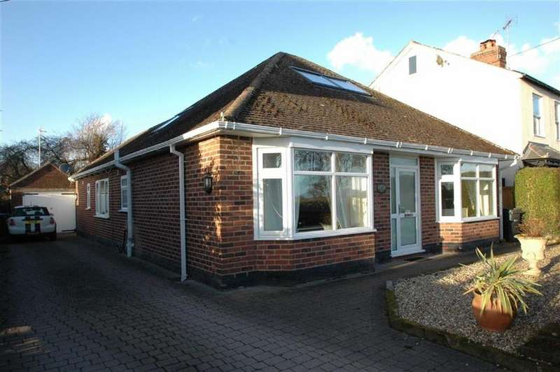 3 Bedrooms Detached Bungalow for sale in Fir Tree Lane, Littleton, Chester