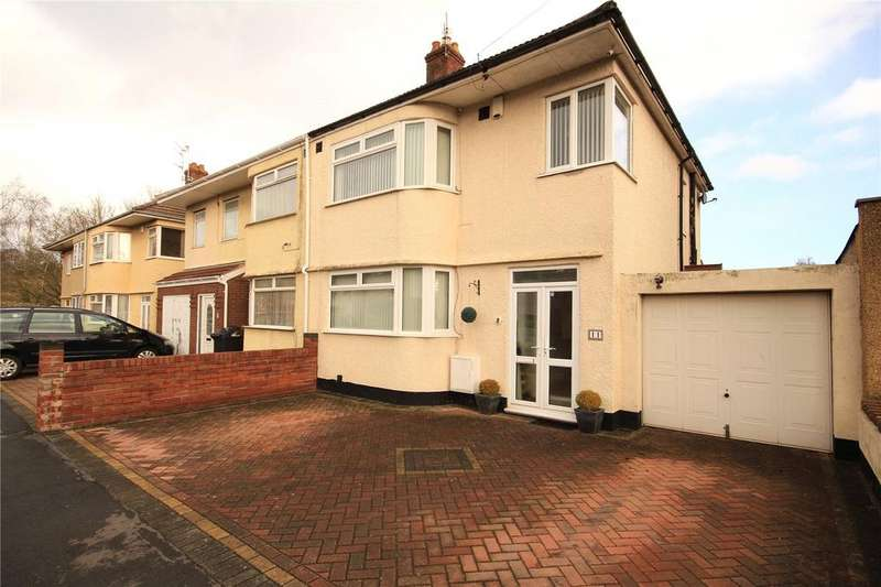 3 Bedrooms Semi Detached House for sale in Begbrook Lane, Frenchay, Bristol, BS16
