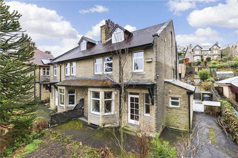 4 Bedrooms Semi Detached House for sale in Brooklands, Skipton Road, Keighley, West Yorkshire