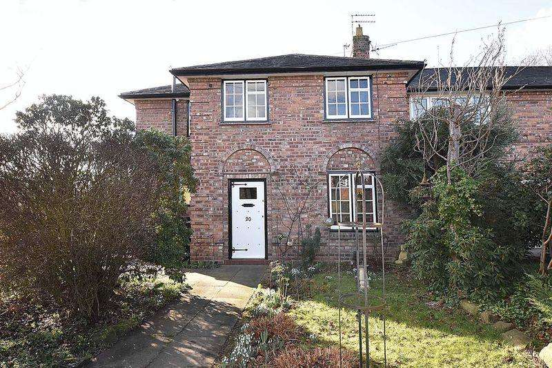 3 Bedrooms Semi Detached House for sale in Heathfield Square, Knutsford