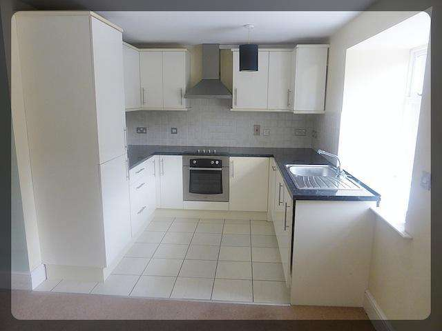 2 Bedrooms Flat for rent in Copperfield House, Barton Upon Humber, South Humberside, DN18 5DJ