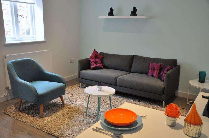 2 Bedrooms Apartment Flat for rent in No.3 Orchard Buildings, St. Mary Street, Bridgwater