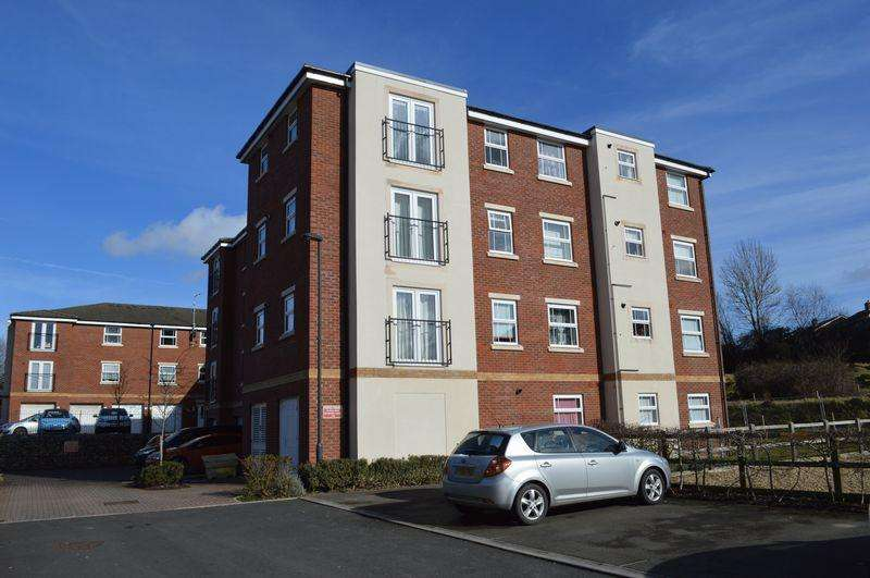 2 Bedrooms Apartment Flat for sale in Normandy Drive, Yate