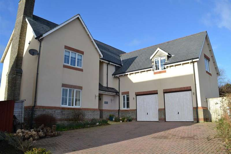 4 Bedrooms House for sale in Dukefield, Three Crosses, Swansea
