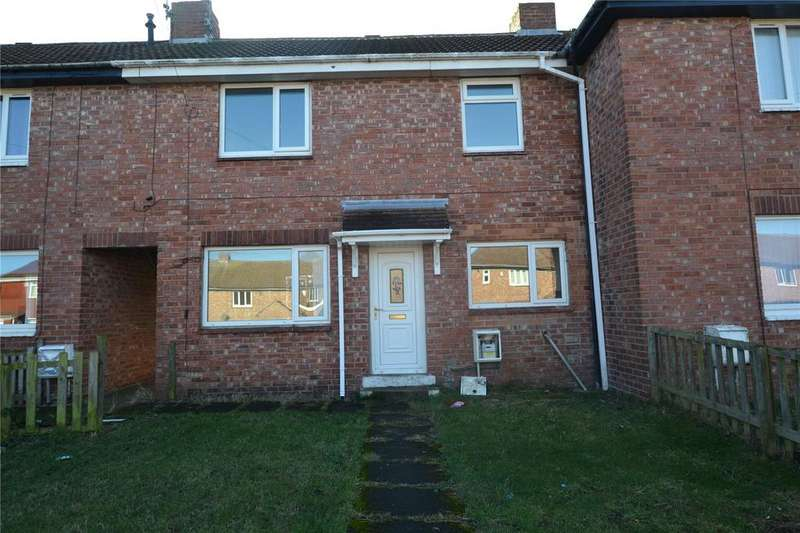 3 Bedrooms Terraced House for rent in Hill Crescent, Murton, Seaham, County Durham, SR7