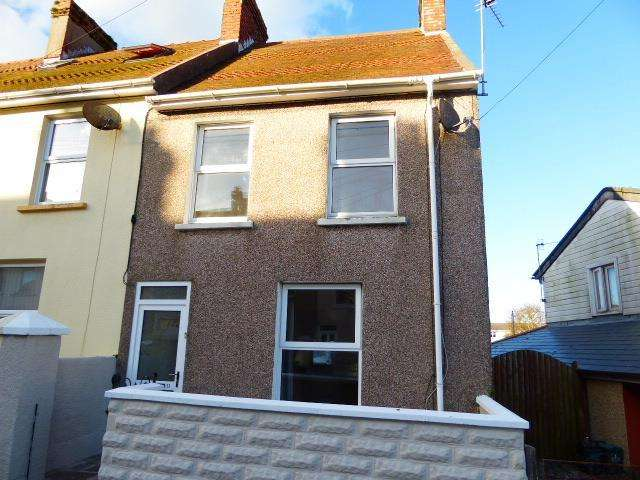 2 Bedrooms End Of Terrace House for rent in Milford Haven