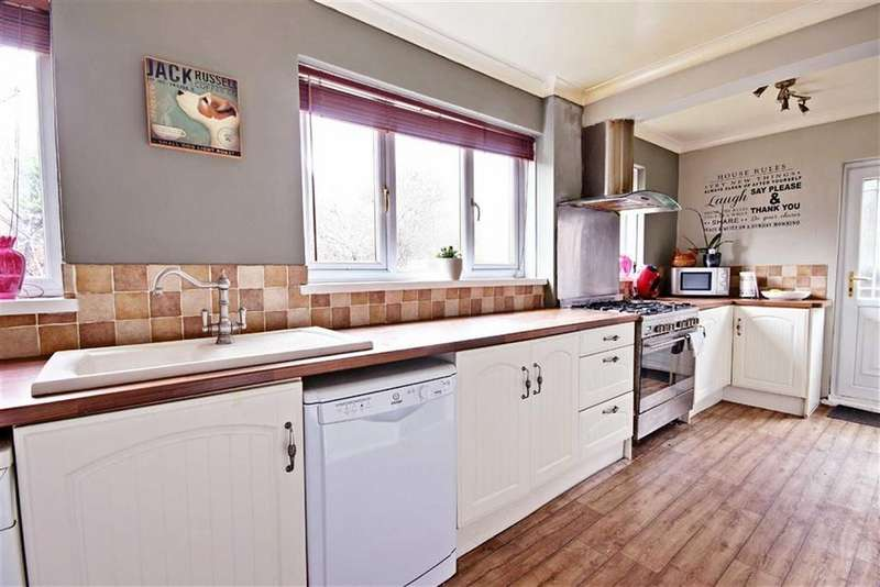 2 Bedrooms Semi Detached House for sale in Wheatley Gardens, West Boldon, Tyne And Wear