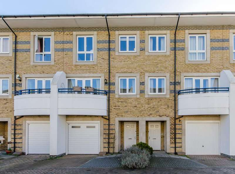 4 Bedrooms Town House for sale in Longworth Avenue, Cambridge