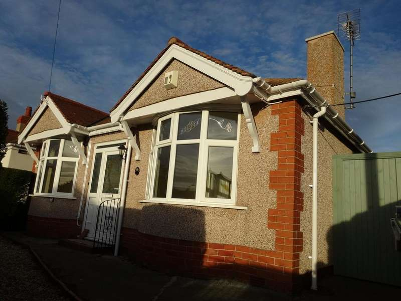 2 Bedrooms Detached Bungalow for rent in Bryn Avenue, Rhyl