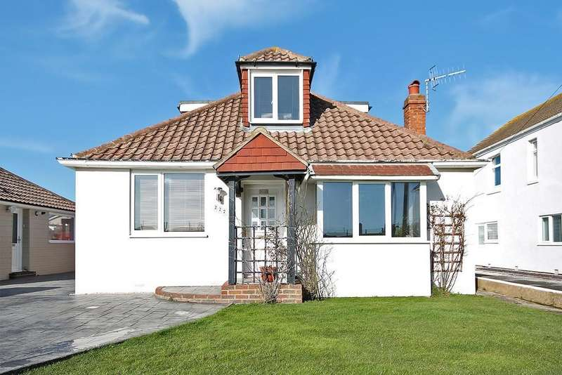3 Bedrooms Detached Bungalow for sale in Brighton Road, Lancing