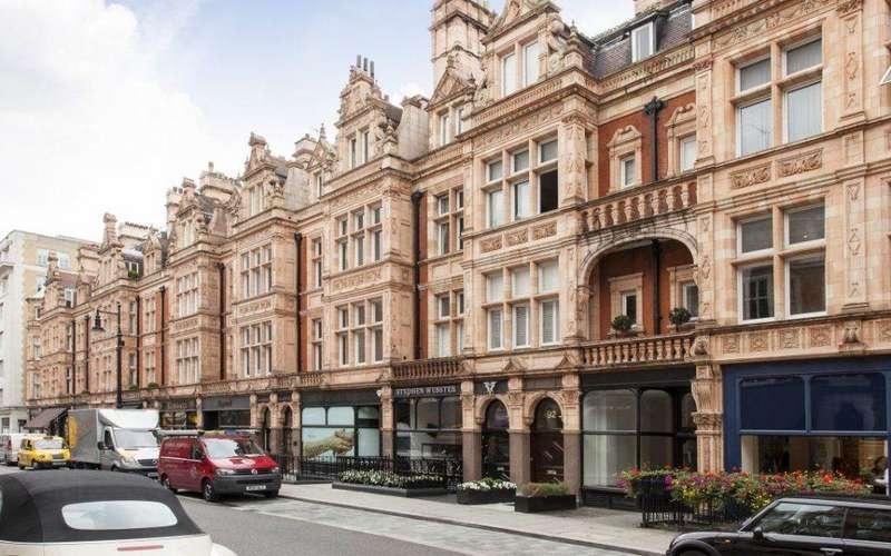 3 Bedrooms Flat for sale in Mount Street, Mayfair, W1K