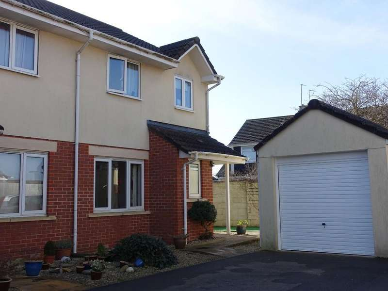 3 Bedrooms Semi Detached House for sale in Trowbridge, Wiltshire