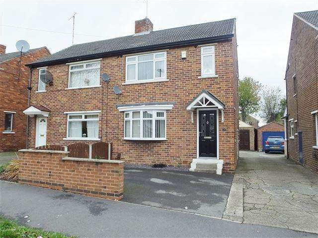 3 Bedrooms Semi Detached House for sale in Flockton Cresent, Handsworth, Sheffield, S13 9QR