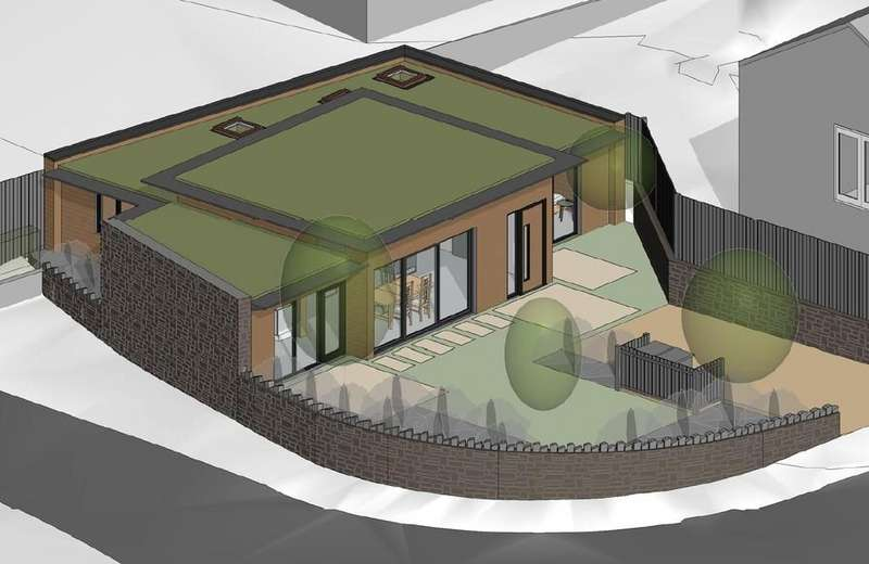 3 Bedrooms Plot Commercial for sale in Wickham Rise, Frome