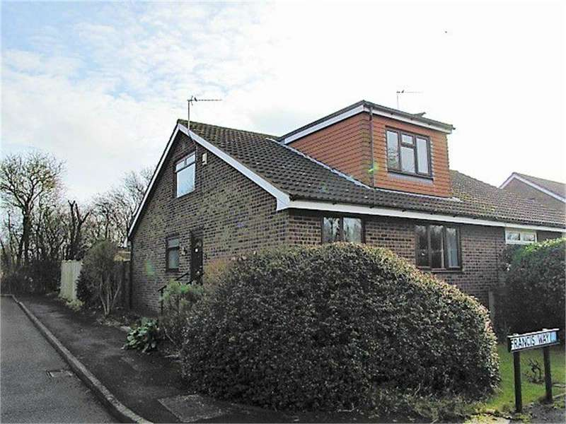 3 Bedrooms Semi Detached Bungalow for sale in Guardians Road, Patrington, Hull, East Riding of Yorkshire