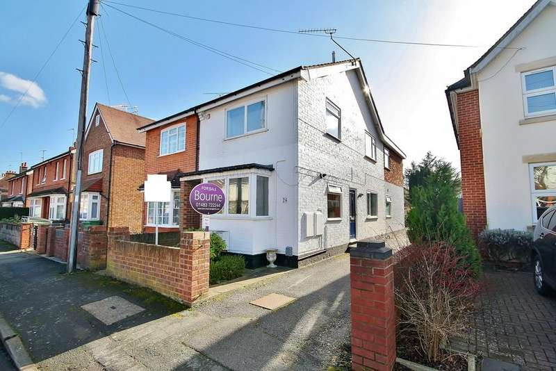 1 Bedroom Ground Maisonette Flat for sale in Horsell, Woking