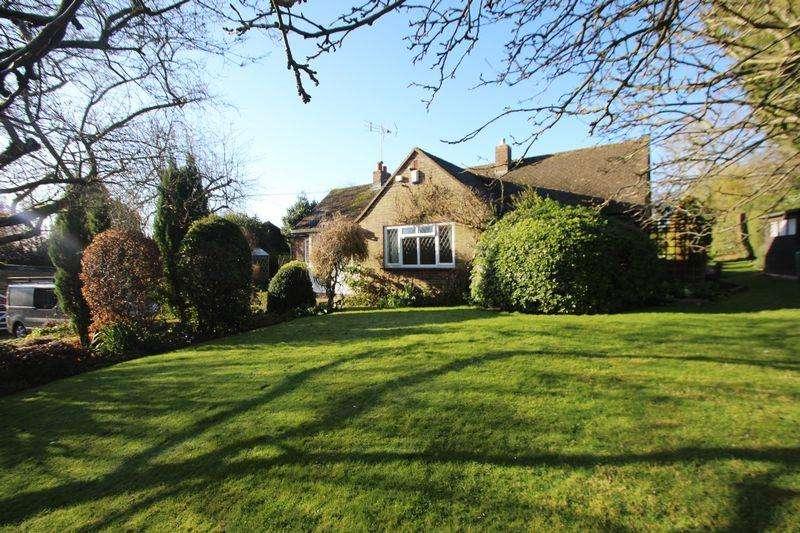 2 Bedrooms Detached Bungalow for sale in St Marys Road, Sevenoaks