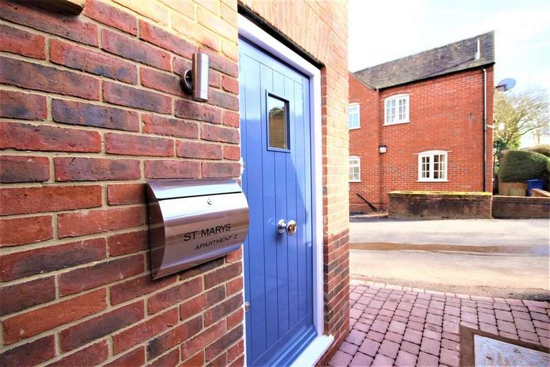 2 Bedrooms Apartment Flat for rent in High Street, Abbots Bromley