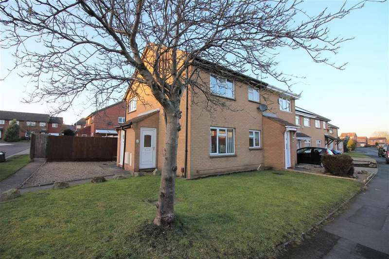 1 Bedroom Flat for sale in Bangor Grove, Darlington