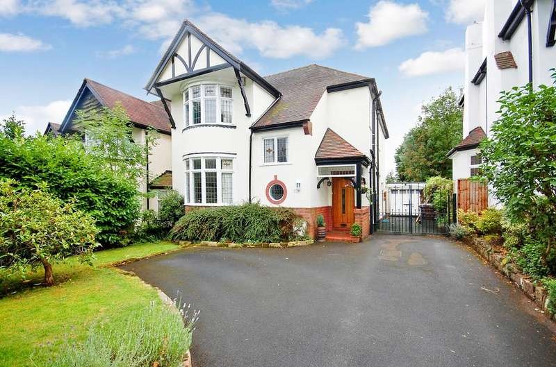 4 Bedrooms Detached House for sale in LOTHIANS ROAD, Tettenhall, Wolverhampton WV6