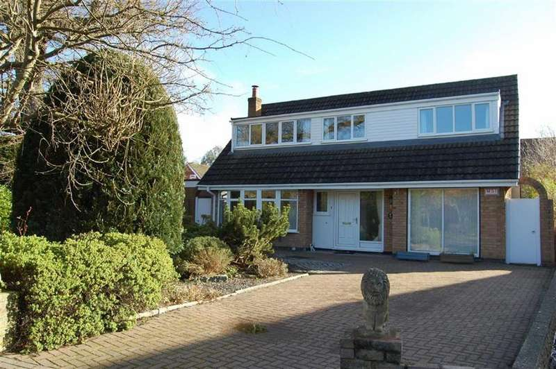 3 Bedrooms Detached House for sale in Sunningdale Avenue, Upper Colwyn Bay, Colwyn Bay