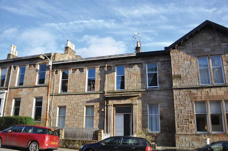 2 Bedrooms Flat for sale in 42A Millbrae Crescent, Langside, G42 9UN