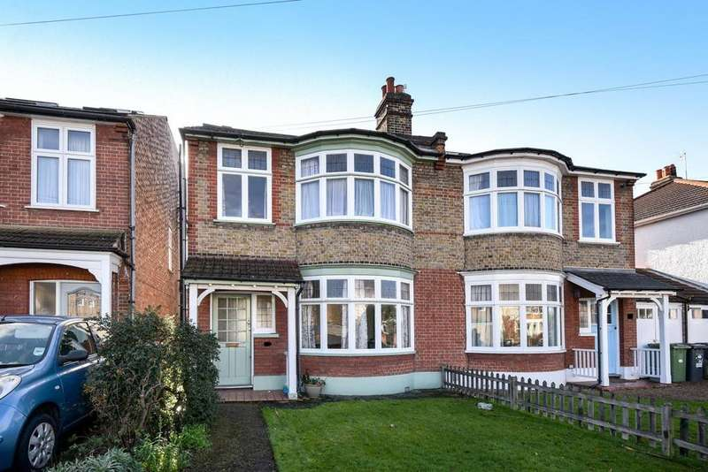 3 Bedrooms Semi Detached House for sale in Manor Park, Hither Green