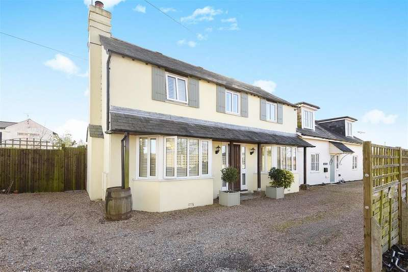 3 Bedrooms Semi Detached House for sale in The Causeway, Arundel