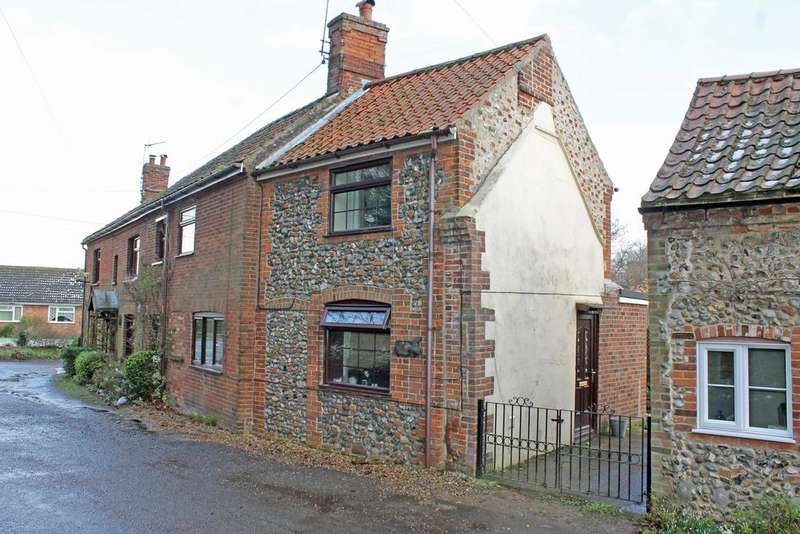 2 Bedrooms Cottage House for rent in The Street, Briningham NR24
