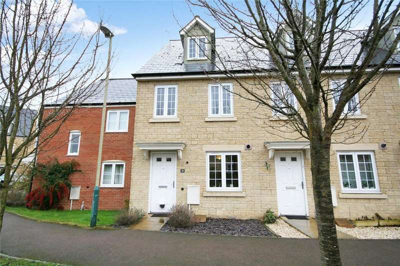 3 Bedrooms Town House for sale in Desert Orchid Road, Prestbury, Cheltenham, GL52