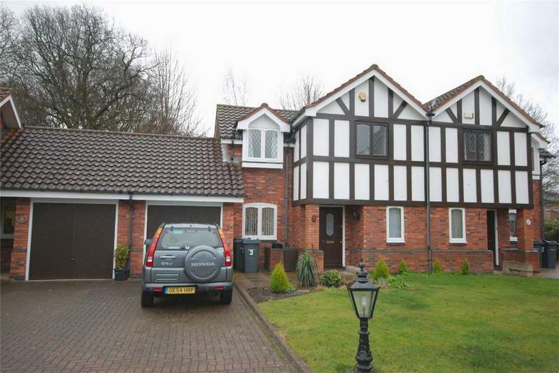 2 Bedrooms Semi Detached House for sale in Checkley Croft, SUTTON COLDFIELD, West Midlands