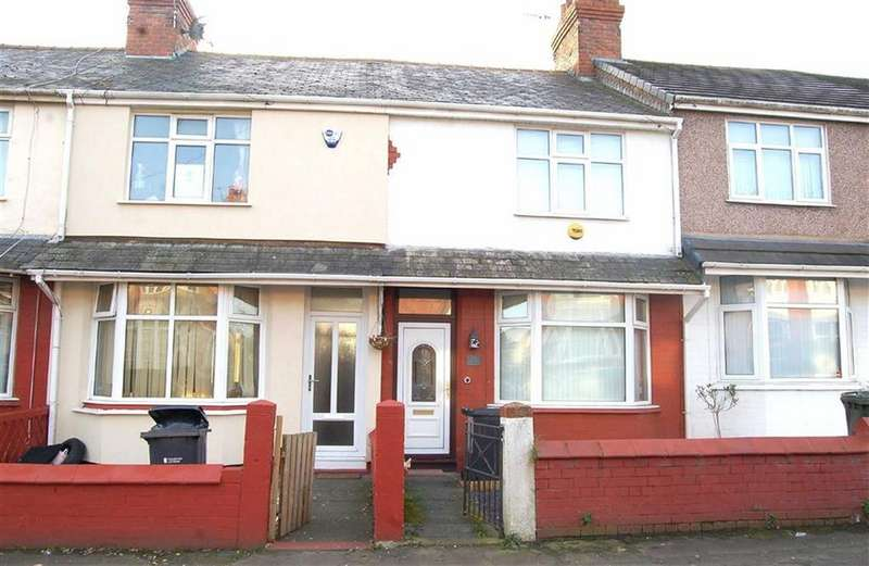 2 Bedrooms Terraced House for sale in Wilkinson Street, Ellesmere Port