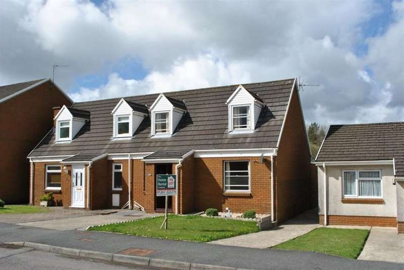 2 Bedrooms Bungalow for rent in St Clears, Pwll Trap