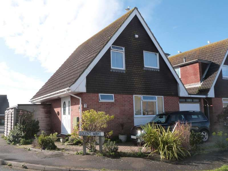 3 Bedrooms Detached House for sale in Solent Way, Selsey
