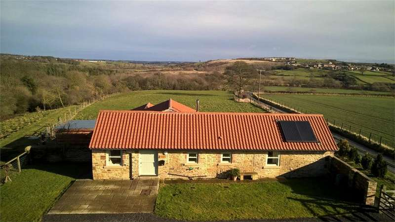 3 Bedrooms Smallholding Commercial for sale in Low Rough Lea Farm, Hunwick, Crook, County Durham