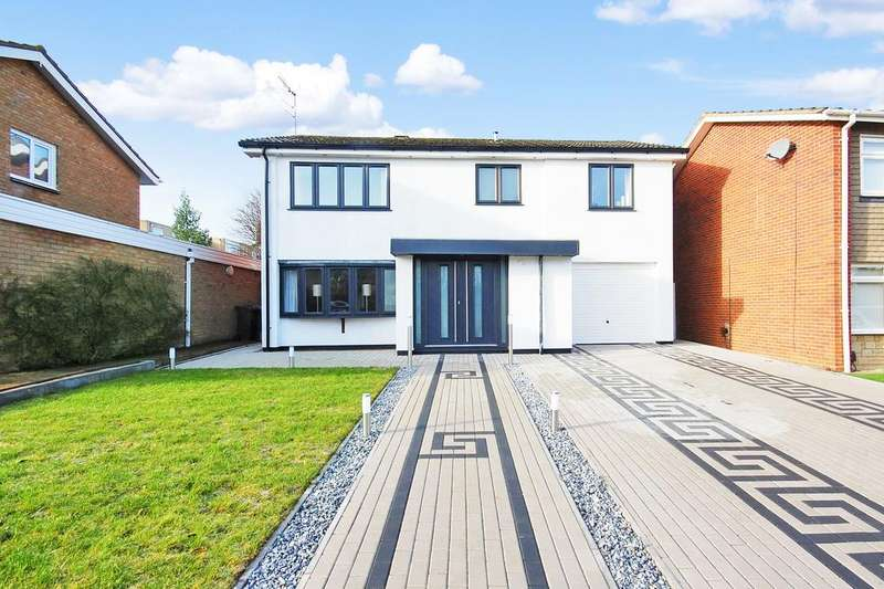4 Bedrooms House for sale in Fair Oak Drive, Tettenhall, Wolverhampton WV6