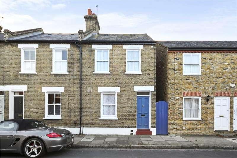 2 Bedrooms House for sale in Hadrian Street, Greenwich, London, SE10