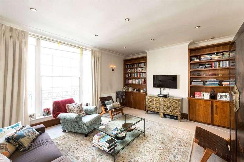 2 Bedrooms Maisonette Flat for sale in De Walden Street, London