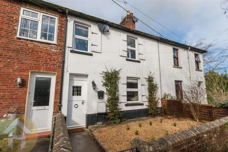 3 Bedrooms Terraced House for sale in Victory Row, Royal Wootton Bassett, SN4