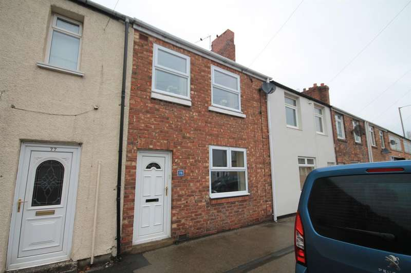 3 Bedrooms Terraced House for sale in High Street, Carrville, Durham