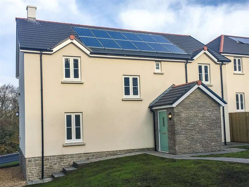 4 Bedrooms Detached House for sale in Burton (Plot 6), Green Meadows Park, Narberth Road, Tenby