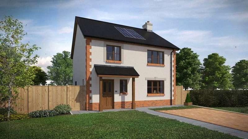 4 Bedrooms Detached House for sale in Plot 10, Phase 2, The Pembroke, Ashford Park, Crundale