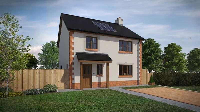 4 Bedrooms Detached House for sale in Plot 7, Phase 2, The Pembroke, Ashford Park, Crundale