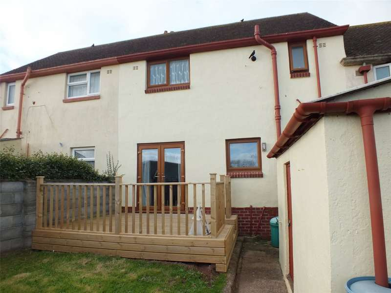 3 Bedrooms Terraced House for sale in Gelliswick Road, Hakin, Milford Haven