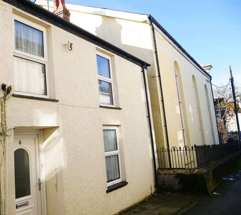 3 Bedrooms Terraced House for sale in Tabernacle Row, Narberth, Pembrokeshire