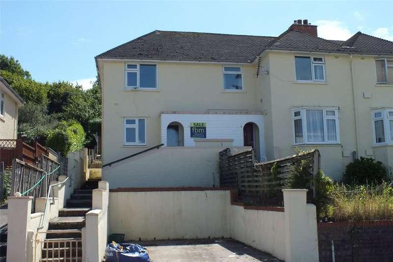 2 Bedrooms Flat for sale in St Teilos Road, Pembroke Dock, Pembrokeshire