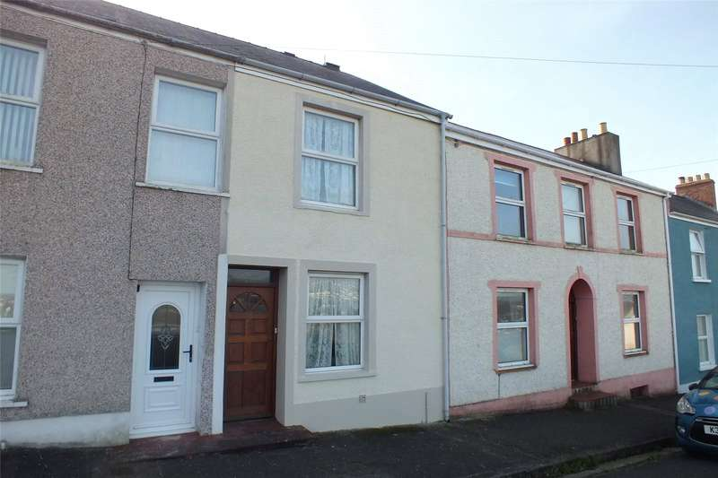 2 Bedrooms Terraced House for sale in Prospect Place, Pembroke Dock, Pembrokeshire